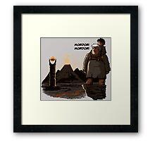 Mordor Hodor Framed Print