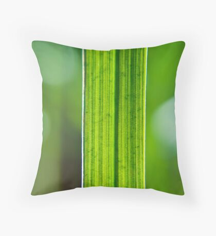 Plant Extracts Throw Pillow