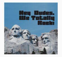 We Totally Rock! by freefallvertigo