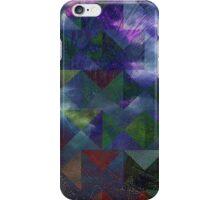 Geometric Cyclone iPhone Case/Skin