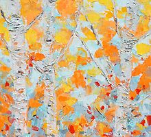 Aspen October No. 1 by Ann Marie Coolick