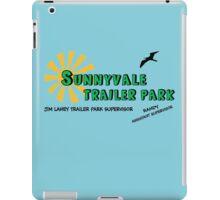 Sunnyvale Trailer Park iPad Case/Skin