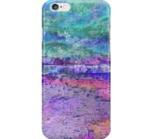 abstract scape iPhone Case/Skin
