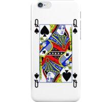 Smartphone Case - Queen of Spades iPhone Case/Skin
