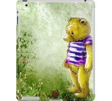 Botanical Bear iPad Case/Skin