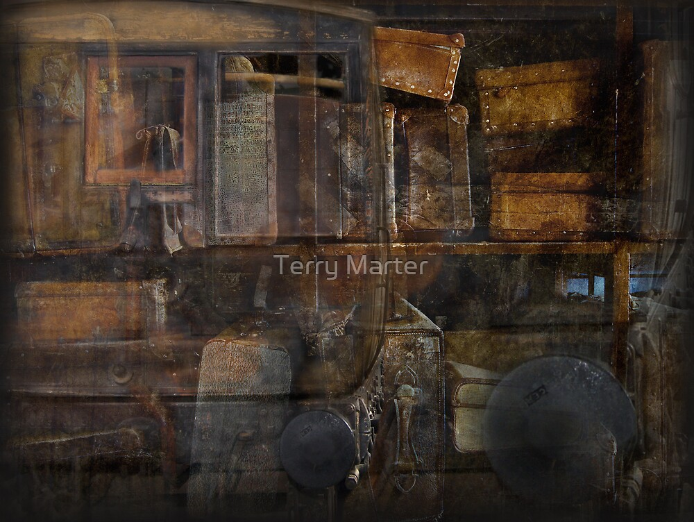 I remember.....a journey... by Terry Marter