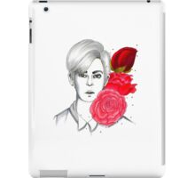 I am your FLOWER BOYFRIEND || Donghyun iPad Case/Skin