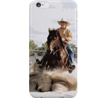 REINING iPhone Case/Skin