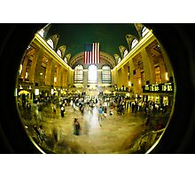 GRAND CENTRAL STATION MANHATTAN NEW YORK CITY USA UNITED STATES OF AMERICA Photographic Print