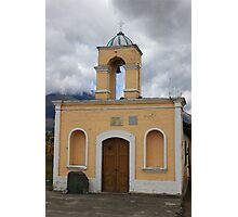La Calera Church Photographic Print