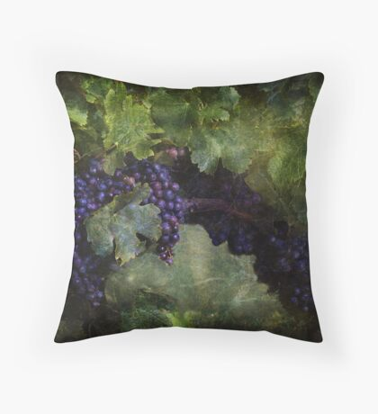 Vintage 2007 Throw Pillow