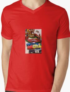 Old Toys  Mens V-Neck T-Shirt