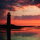 Talacre Lighthouse by lucidcomposure