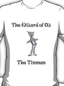 Wizard of Oz Tin Man T-Shirt