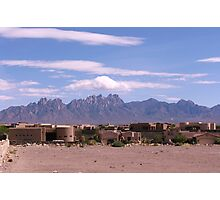 Las Cruces, New Mexico Photographic Print