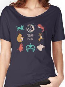 House of Miyazaki Women's Relaxed Fit T-Shirt