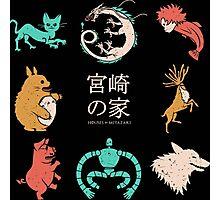 House of Miyazaki Photographic Print