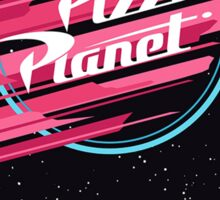 TOY STORY PIZZA PLANET [POSTER] Sticker