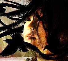 Midnight Geisha by Barbora  Urbankova