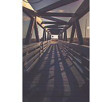 The Last Border Photographic Print