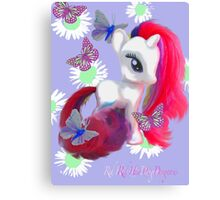 My Pony Magic Canvas Print