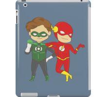 GL & The Flash iPad Case/Skin