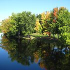 Fall day, Orono by snittel