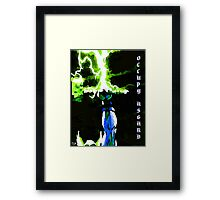 Occupy Asgard (REDBUBBLE Exclusive Variant) Framed Print