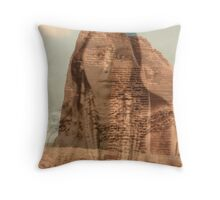 Indelible Memory Throw Pillow