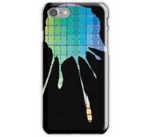 Color Chart Splat iPhone Case/Skin