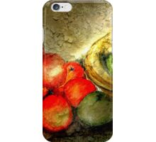 Ripe & Ready iPhone Case/Skin