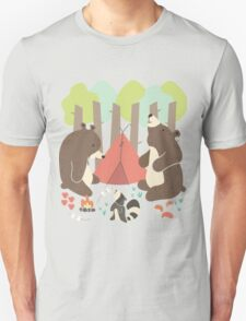 Bears of Summer Unisex T-Shirt