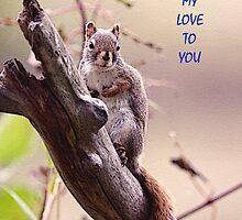 I Pledge my Love To You  by DigitallyStill