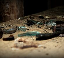 Abandoned Pieces by ajparkinson