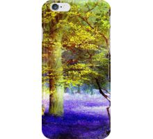 Bluebell Fox iPhone Case/Skin