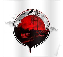 Forest rangers Poster
