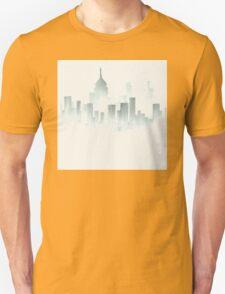 Foggy New York Unisex T-Shirt
