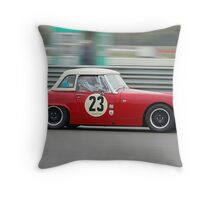 MG Midget Throw Pillow
