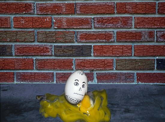 Humpty Dumpty is a Victim of Political Correctness by Dawn Meadows