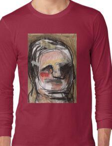 band-aid man Long Sleeve T-Shirt