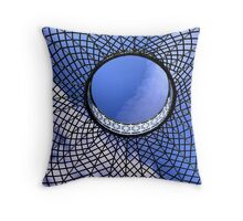 View to heaven Throw Pillow