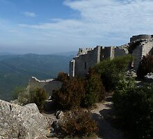 A Pilgrimage To Southern France by HELUA
