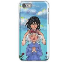 Sophie and Howl: Sophie's Coronation iPhone Case/Skin