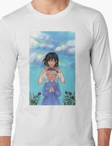 Sophie and Howl: Sophie's Coronation Long Sleeve T-Shirt