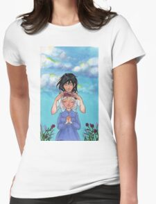 Sophie and Howl: Sophie's Coronation Womens Fitted T-Shirt