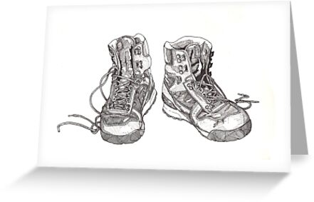 Trusted Boots by Pete Janes