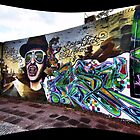 The Wall by pdsfotoart