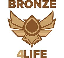 League of Legends - Bronze Forever Photographic Print