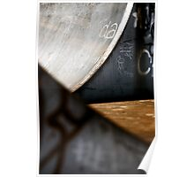 Queens Park - Skate Ramps Poster