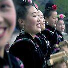 Chine 中国 - Xijiang 西江 - World's people by Thierry Beauvir